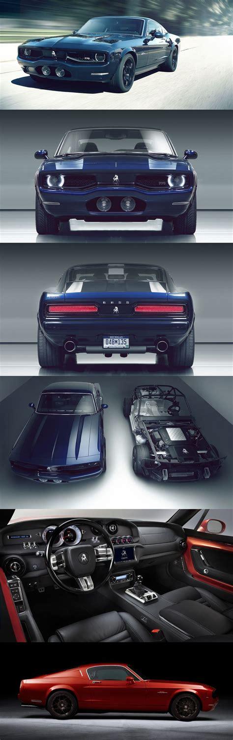 badass cars equus bass770 the 250 000 badass muscle car love