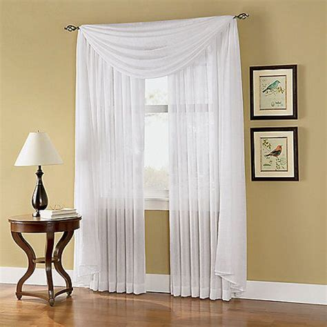 lace curtains bed bath and beyond how will this look with lace floor length curtains