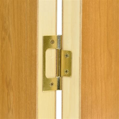 sliding hinges for cabinets 1823ppk2 non mortise hinge set johnsonhardware com