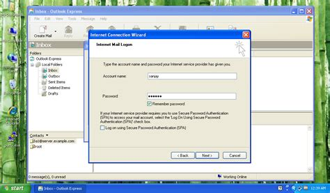 configure xp mail server how to configure mail server postfix dovecot and outlook