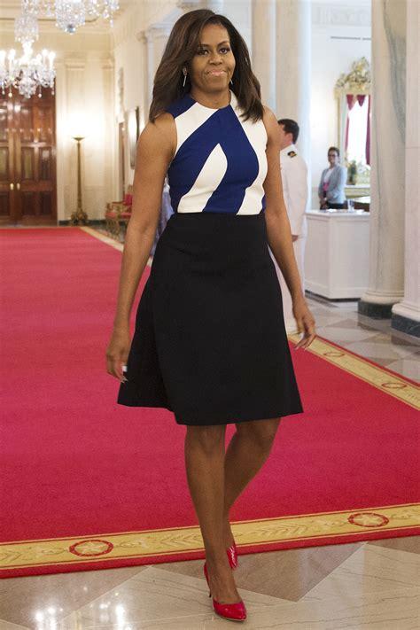 michelle obama photos michelle obama s white house correspondents dinner dress