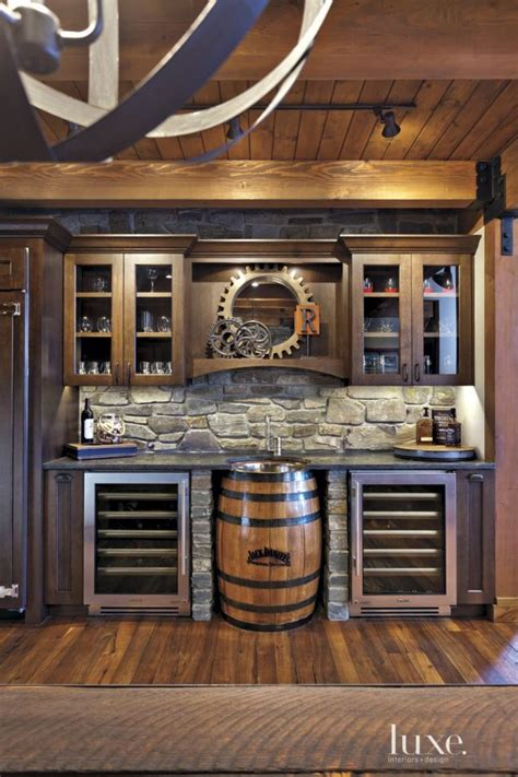 Rustic Chic Kitchen Ideas - the 25 best home bar designs ideas on pinterest basement bar designs bar designs and bar