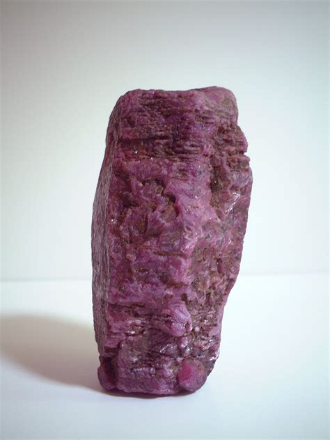 trigonal ruby corundum gem resource international