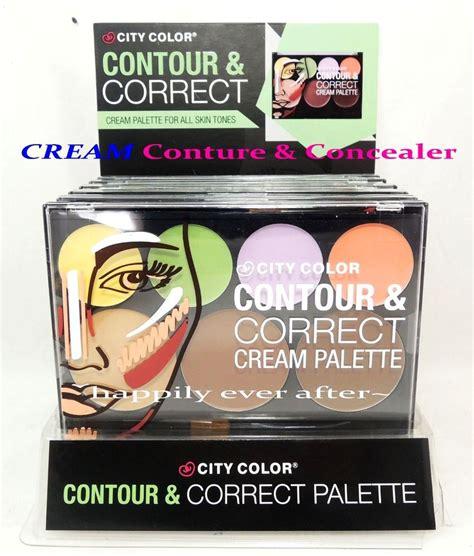 City Color Collection Countour Stick Highlight city color contour correct palette corrector contour bronze highlight ebay