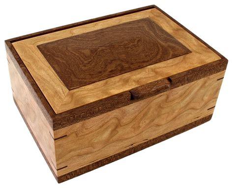 men s wooden dresser top valet men s valet box