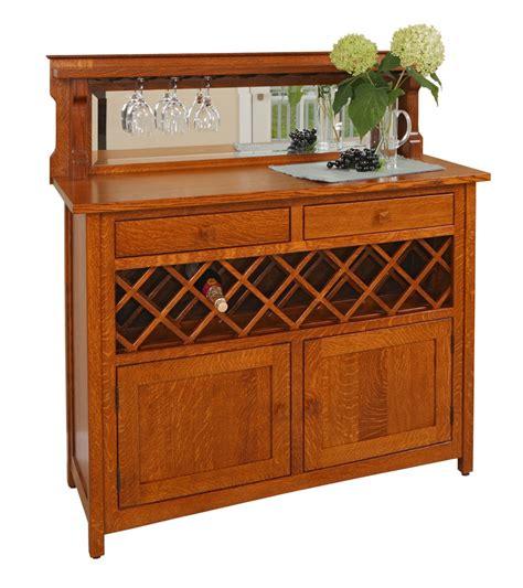 Grandma S Buffet Wine Cabinet Ohio Hardwood Furniture Wine Buffet Cabinet