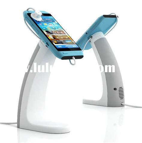 Alarm Mobil Up holder for mobile phone with alarm holder for mobile