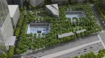Landscape Architect Ny 9 11 Memorial New York
