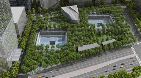 Landscape Architect York 9 11 Memorial New York