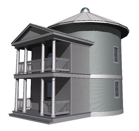 silo house plans 111 best grain bin homes images on pinterest silo house