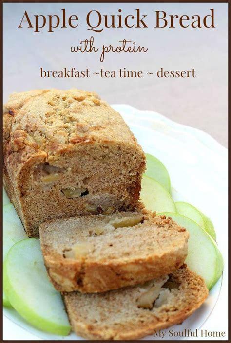 apple quick bread apple quick bread recipe with protein bread recipes pop
