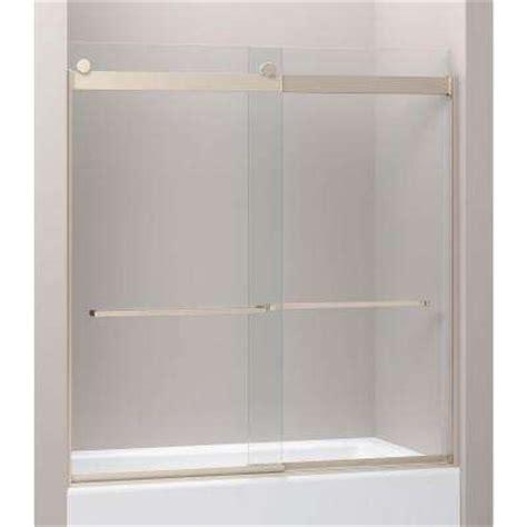 Kohler Shower Stalls by Kohler Shower Stalls Kits Showers The Home Depot