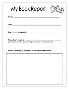 kindergarten book report worksheet simple kindergarten book report homeschool pinterest 7 best images of free printable kindergarten book report