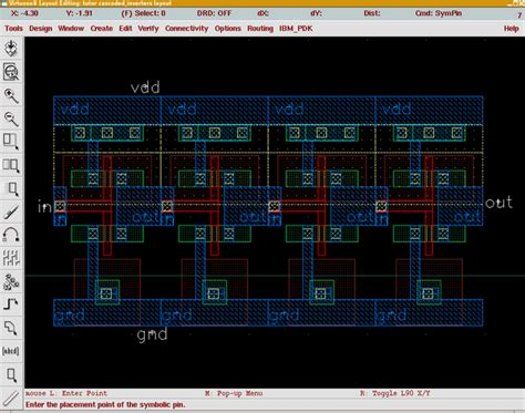 layout in vlsi what do you mean by standard cell