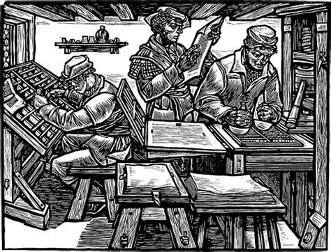 Geschichte Des Buches Teil 5 Gutenberg Und Der Buchdruck