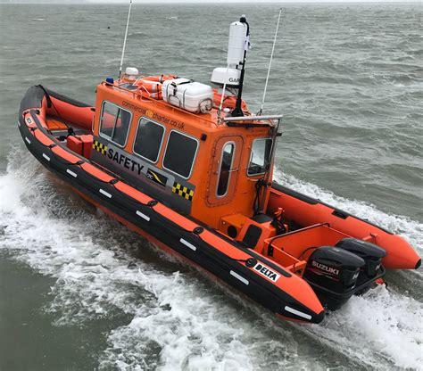 rescue boat hire services - Charter Boat Rescue