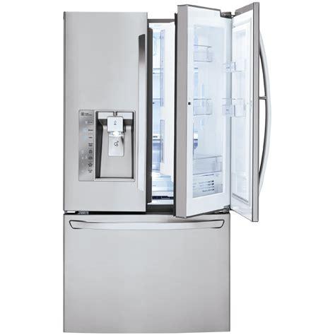 reviews on lg door refrigerators lg lfxs30766s 29 6 cu ft door stainless steel