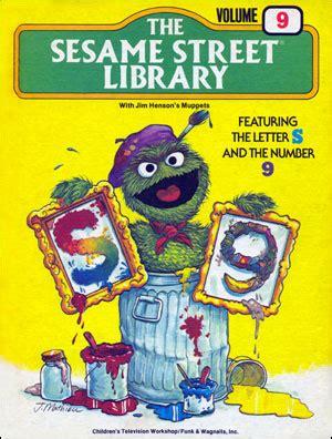 the sesame street library volume 9 | muppet wiki | fandom