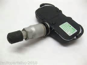 Tire Air Pressure For Toyota Corolla 07 Toyota Camry Tps Tire Pressure Sensor Oem Tpms Lexus 08
