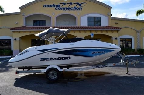 sea doo boats for sale in miami used 2006 sea doo challenger 180 boat for sale in west