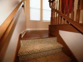 applying carpet stair treads to increase the beauty stair constructions