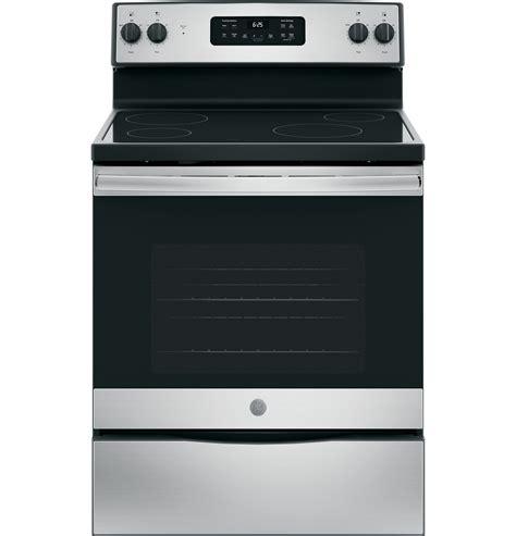 ge kitchen appliances reviews ge 174 30 quot free standing electric range jb625rkss ge