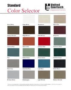 color selector united enertech