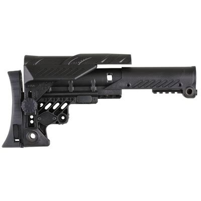 command arms acc ar 15 sniper stock collapsible a2 length