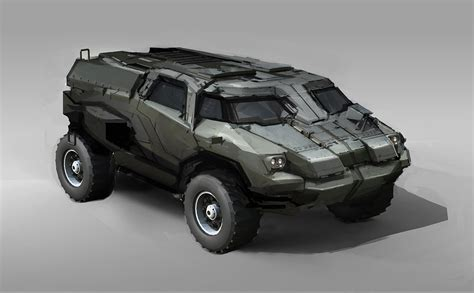 future military vehicles concept cars and trucks february 2011