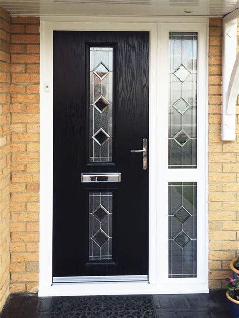 modern  unique bloomberg  design composite door