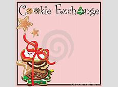 Cookie Exchange Party Royalty Free Stock Image - Image ... Free Clipart Of Christmas Tree
