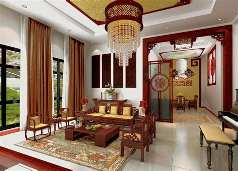 chinese living room chinese traditional living room design with piano