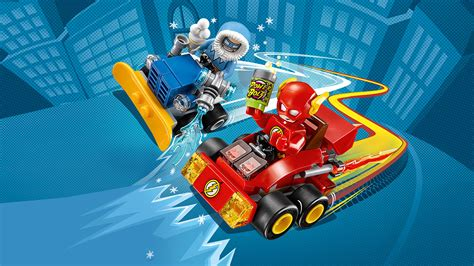 faster than lightning lego dc comics heroes activity book with minifigure lego dc heroes books 76063 mighty micros the flash vs captain cold
