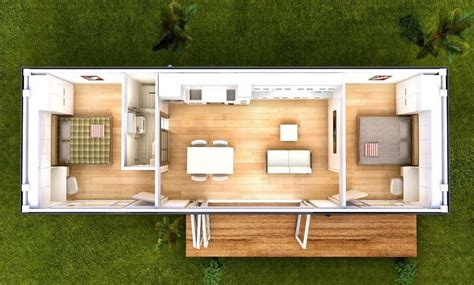 Dise 241 O De Casas Con Contenedores Construcci 243 N Shipping Container Homes Plans 3d