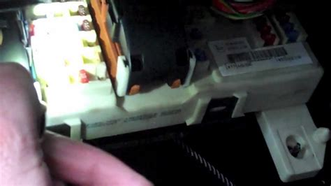 Ford Focus Interior Light Not Working by 2008 Ford Focus Fuse Box Fix Cigar Lighter Auxillary