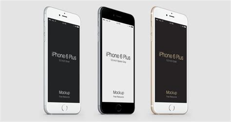 free iphone 6 plus 55 inch templates psd free iphone 6 plus 55 inch templates psd