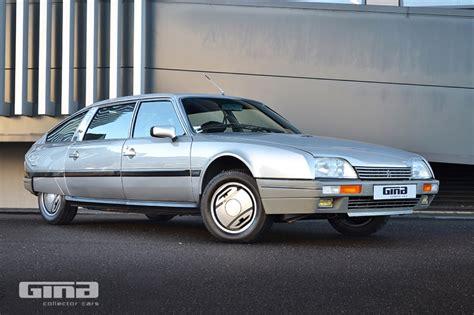 Citroen Cx by Citroen Cx Gti Turbo 2 Prestige Quand La Faisait