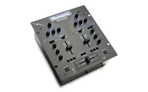 console numark avis d utilisateurs not 233 s 5 5 numark dm1002x audiofanzine