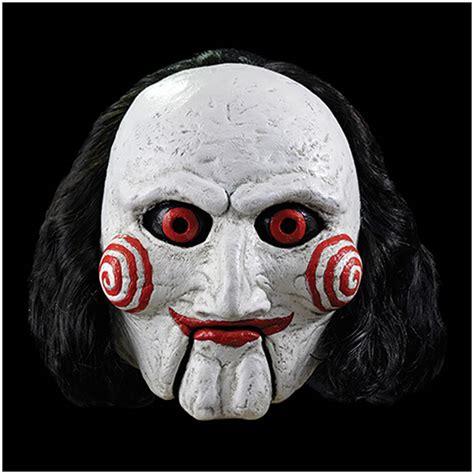 Masker Respirator saw billy puppet mask mask horror mask uk