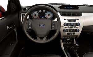 2009 Ford Focus Interior Car And Driver