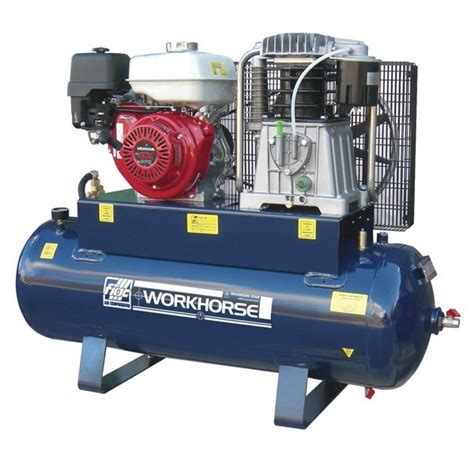 fiac workhorse petrol air compressor thepowersite co uk