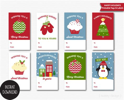 printable christmas tags cute christmas tags printable christmas gift tags holiday gift tags