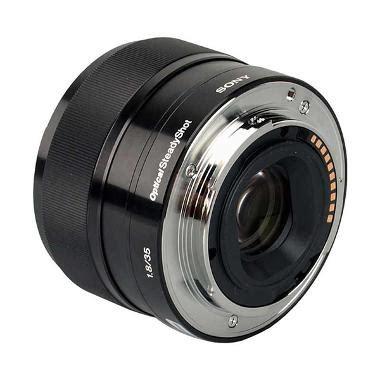 Sony Lensa Sel 35mm F1 8 Oss daftar harga lensa kamera terbaru spesifikasi terbaik
