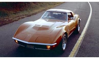 History Of The Chevy Corvette by History Of The Chevrolet Corvette New Smyrna Chevrolet