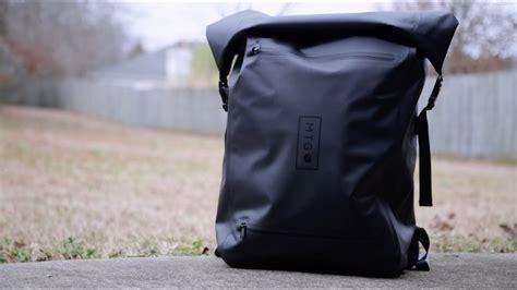 Dijamin Bag 20 Liter Pack Ransel Waterproof silent pocket 20 liter faraday bag waterproof backpack