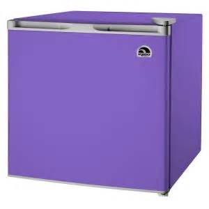refrigerators home depot igloo 1 6 cu ft mini refrigerator in purple fr115i