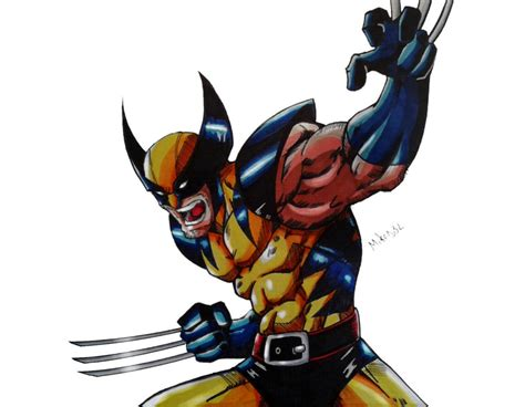 wolverine colors wolverine colors by mikees on deviantart