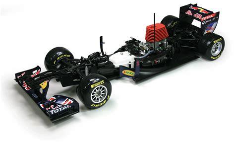 Mainan Rc F1 The Car Scale 112 bull racing rb7 model race car de agostini modelspace