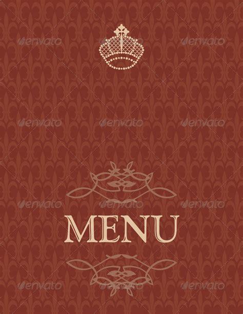 design cover menu vintage menu cover design menu covers cover design and