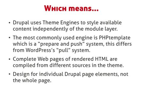 drupal themes engines intro to theming drupal fosslc summer c 2010